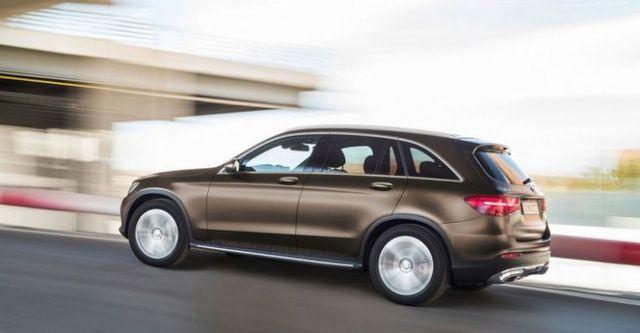 2016 M-Benz GLC-Class GLC220d 4MATIC  第3張相片
