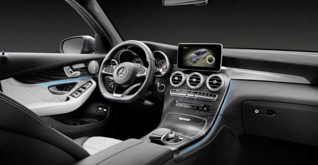 2016 M-Benz GLC-Class GLC220d 4MATIC  第6張相片