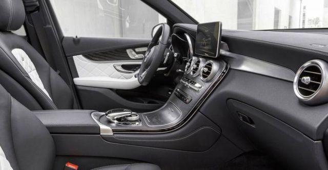 2016 M-Benz GLC-Class GLC220d 4MATIC  第7張相片