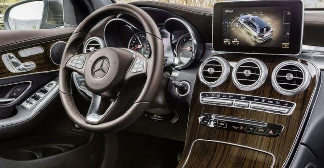 2016 M-Benz GLC-Class GLC250 4MATIC  第8張相片