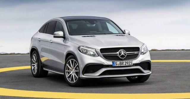 2016 M-Benz GLE Coupe AMG GLE63 4MATIC  第1張相片