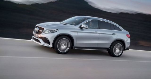 2016 M-Benz GLE Coupe AMG GLE63 4MATIC  第3張相片