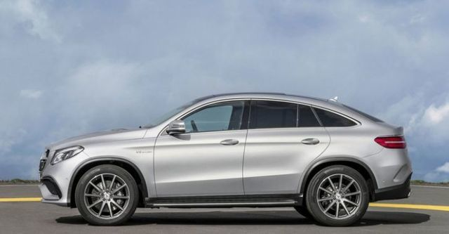 2016 M-Benz GLE Coupe AMG GLE63 4MATIC  第4張相片