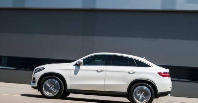 2016 M-Benz GLE Coupe GLE350d 4MATIC  第2張相片