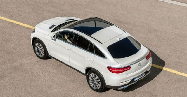 2016 M-Benz GLE Coupe GLE350d 4MATIC  第3張相片