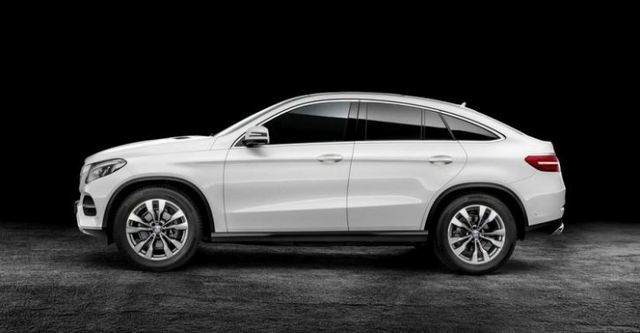 2016 M-Benz GLE Coupe GLE350d 4MATIC  第5張相片