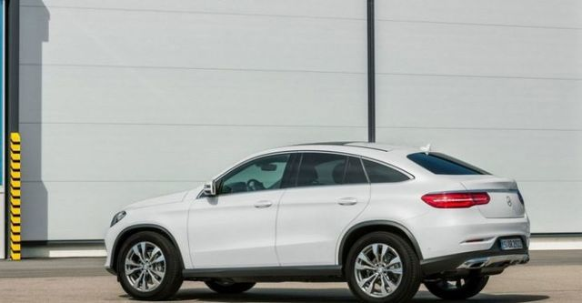 2016 M-Benz GLE Coupe GLE350d 4MATIC  第6張相片