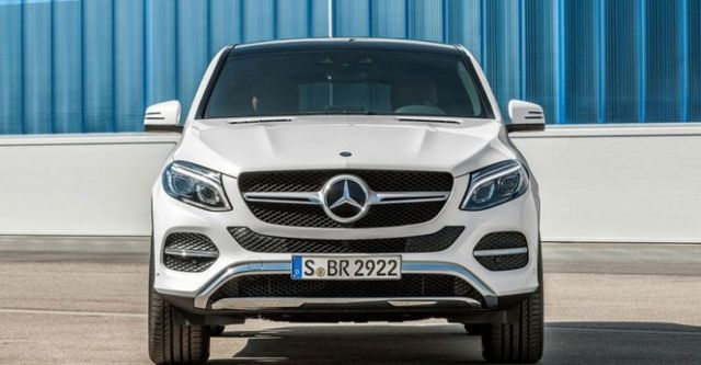 2016 M-Benz GLE Coupe GLE350d 4MATIC  第7張相片