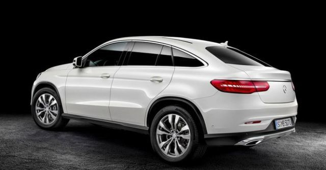 2016 M-Benz GLE Coupe GLE350d 4MATIC  第8張相片