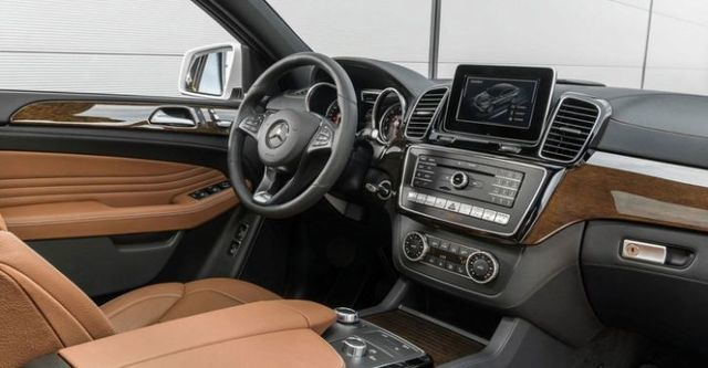 2016 M-Benz GLE Coupe GLE350d 4MATIC  第9張相片