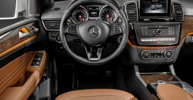 2016 M-Benz GLE Coupe GLE350d 4MATIC  第10張相片