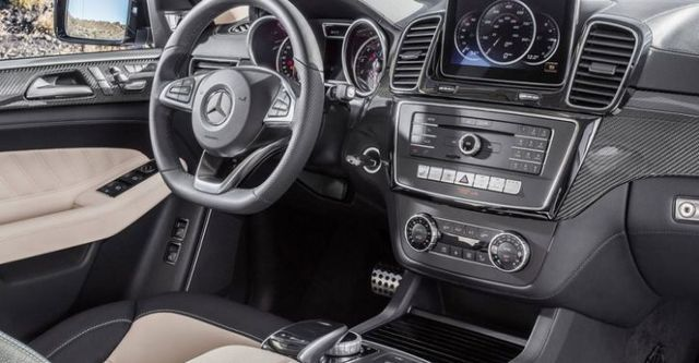 2016 M-Benz GLE Coupe GLE450 AMG 4MATIC  第8張相片