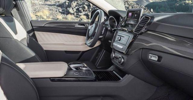 2016 M-Benz GLE Coupe GLE450 AMG 4MATIC  第10張相片