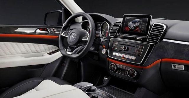 2016 M-Benz GLE-Class GLE250d 4MATIC  第7張相片