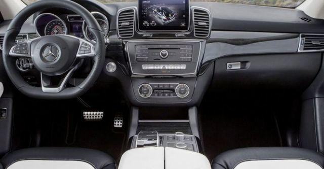 2016 M-Benz GLE-Class GLE250d 4MATIC  第8張相片