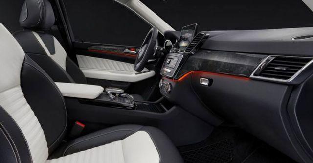 2016 M-Benz GLE-Class GLE250d 4MATIC  第9張相片