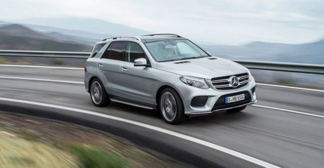 2016 M-Benz GLE-Class GLE350d 4MATIC LUX  第3張相片