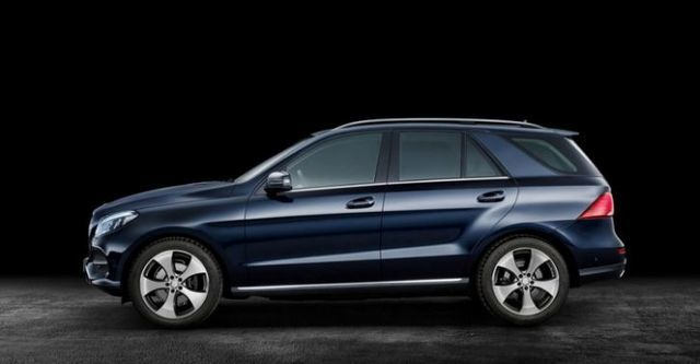 2016 M-Benz GLE-Class GLE350d 4MATIC LUX  第4張相片