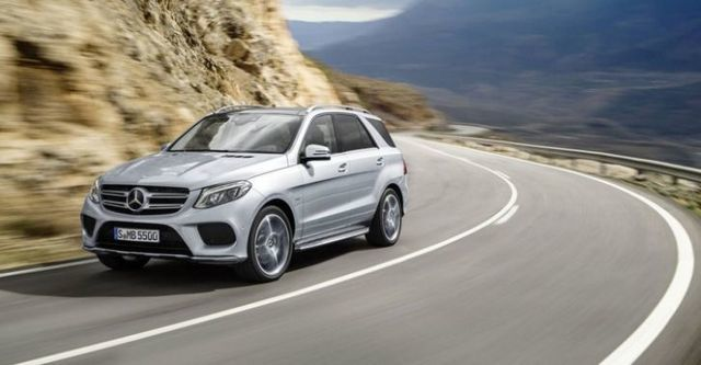 2016 M-Benz GLE-Class GLE350d 4MATIC LUX  第5張相片