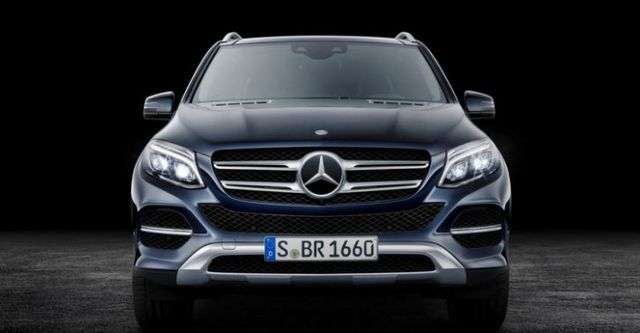 2016 M-Benz GLE-Class GLE350d 4MATIC LUX  第6張相片