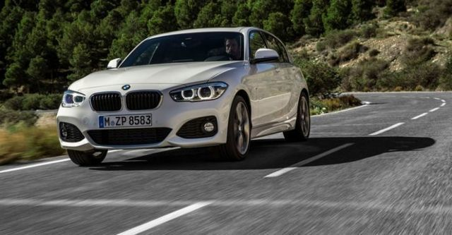 2016 BMW 1-Series 125i M Sport  第1張相片