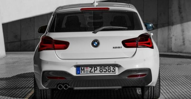 2016 BMW 1-Series 125i M Sport  第4張相片