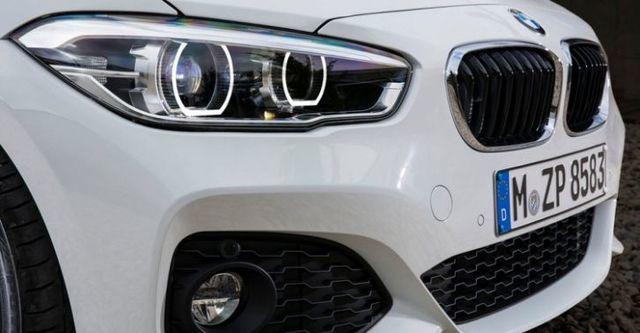 2016 BMW 1-Series 125i M Sport  第5張相片