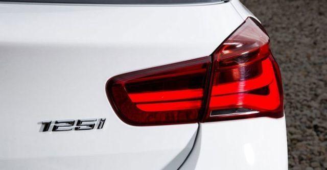 2016 BMW 1-Series 125i M Sport  第6張相片