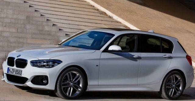 2016 BMW 1-Series 125i M Sport  第7張相片