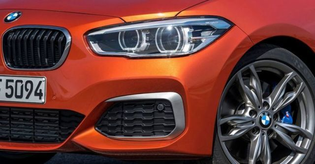 2016 BMW 1-Series M135i  第5張相片