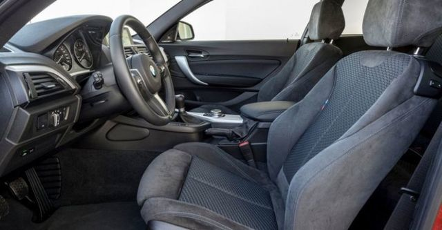2016 BMW 1-Series M135i  第10張相片
