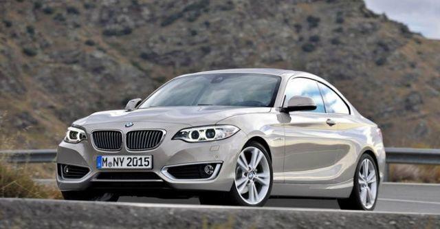 2016 BMW 2-Series 220d Sport  第1張相片