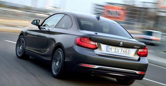 2016 BMW 2-Series 220i Sport  第3張相片