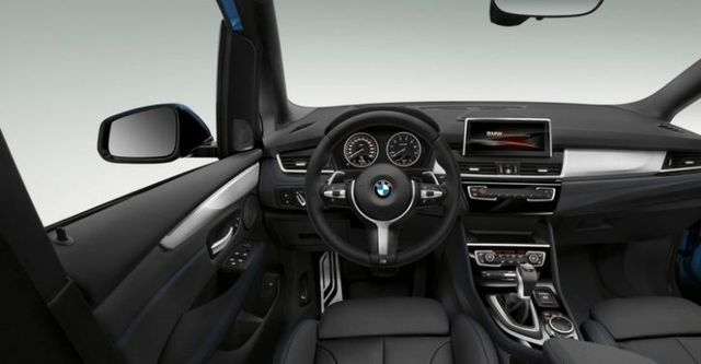 2016 BMW 2-Series Gran Tourer 218d  第5張相片