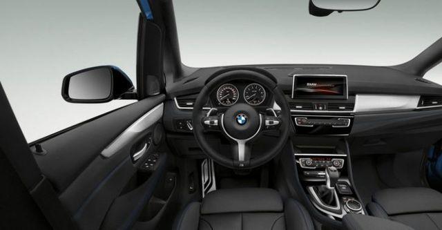 2016 BMW 2-Series Gran Tourer 218i  第6張相片