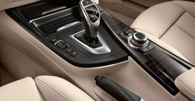 2016 BMW 3-Series GT 320i Sport  第9張相片