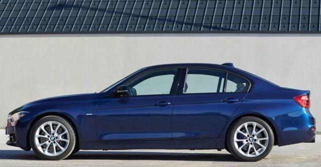2016 BMW 3-Series Sedan 318d  第2張相片