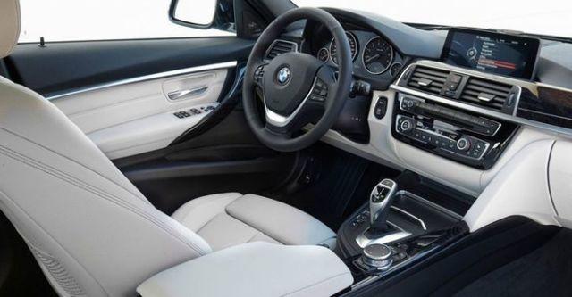 2016 BMW 3-Series Sedan 318d  第6張相片