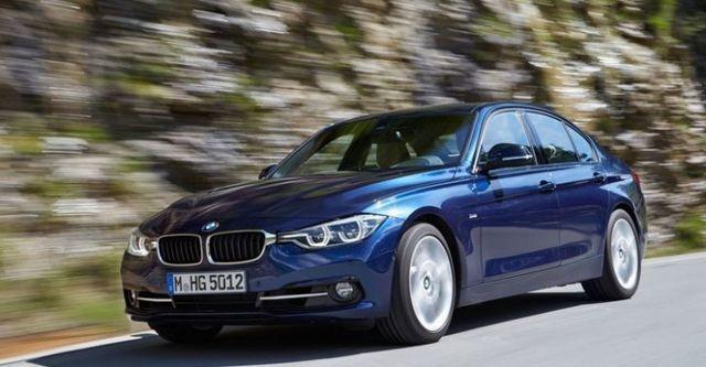 2016 BMW 3-Series Sedan 318i  第1張相片