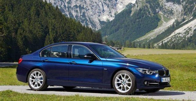 2016 BMW 3-Series Sedan 318i  第2張相片