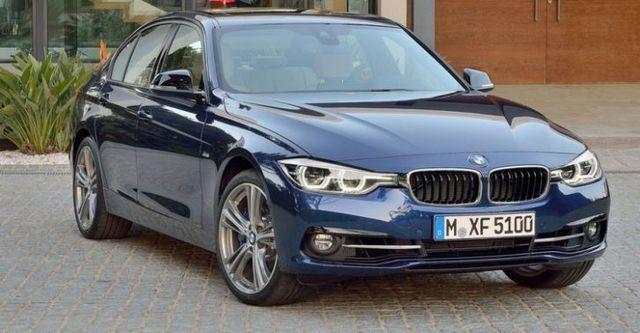 2016 BMW 3-Series Sedan 320i  第1張相片