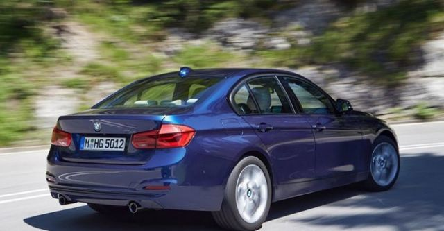 2016 BMW 3-Series Sedan 320i  第5張相片