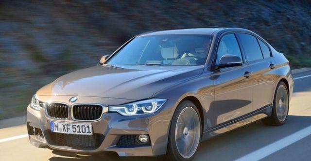 2016 BMW 3-Series Sedan 320i M Sport  第1張相片