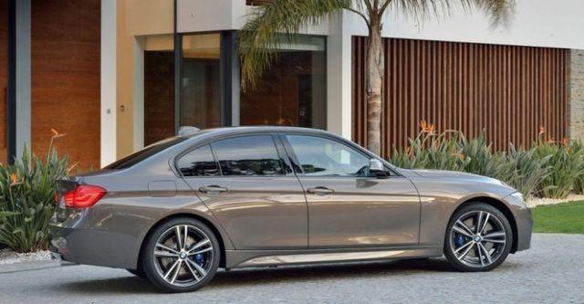 2016 BMW 3-Series Sedan 320i M Sport  第2張相片
