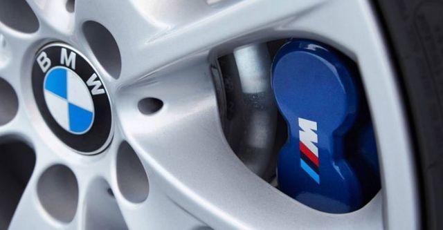 2016 BMW 3-Series Sedan 320i M Sport  第3張相片