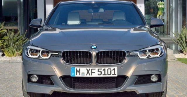 2016 BMW 3-Series Sedan 320i M Sport  第4張相片