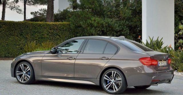 2016 BMW 3-Series Sedan 320i M Sport  第5張相片