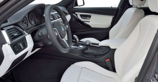 2016 BMW 3-Series Sedan 320i M Sport  第6張相片
