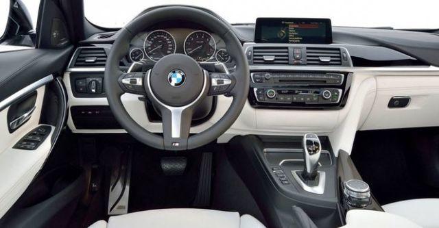 2016 BMW 3-Series Sedan 320i M Sport  第7張相片