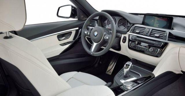 2016 BMW 3-Series Sedan 320i M Sport  第8張相片